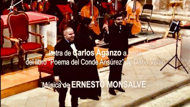 <span>FULL </span>Ansur – ópera sacra (Monsalve) Valladolid 2019 Santana Martí Caballé