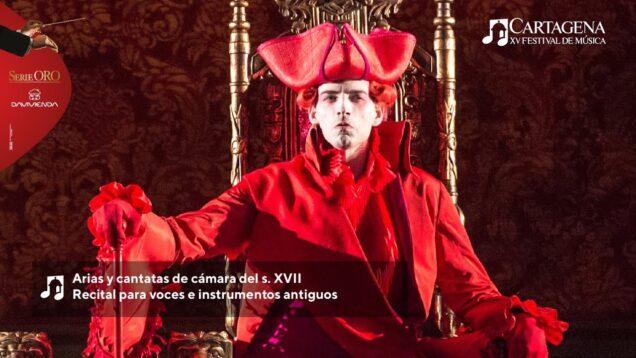 <span>FULL </span>Arias y cantatas de cámara del s. XVII Cartagena 2021