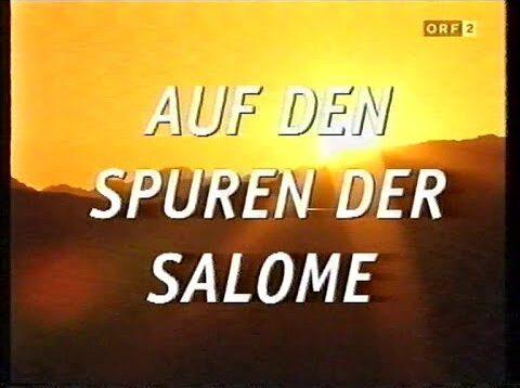 <span>FULL </span>Auf den Spuren der Salome TV-Docu Vienna 1995 Marcel Prawy