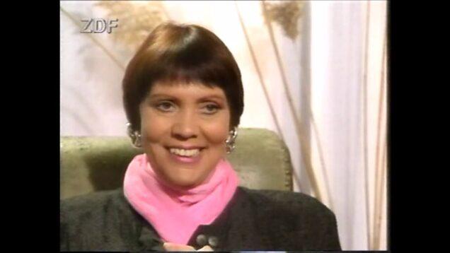 <span>FULL </span>Brigitte Fassbaender Portrait TV-Docu Germany 1992