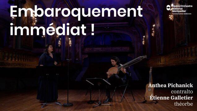 <span>FULL </span>Embaroquement immédiat Montpellier 2021 Anthea Pichanick