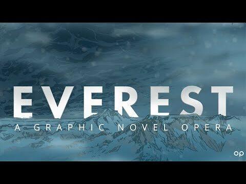 Everest – a graphic novel opera (Talbot) Dallas TX 2021