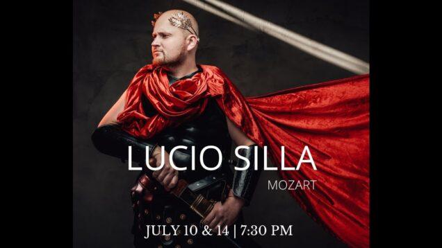 <span>FULL </span>Lucio Silla Des Plaines IL 2021 Chicago Summer Opera