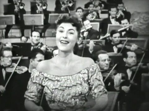 <span>FULL </span>Voice of Firestone: Roberta Peters in Opera and Song TV USA 1950s