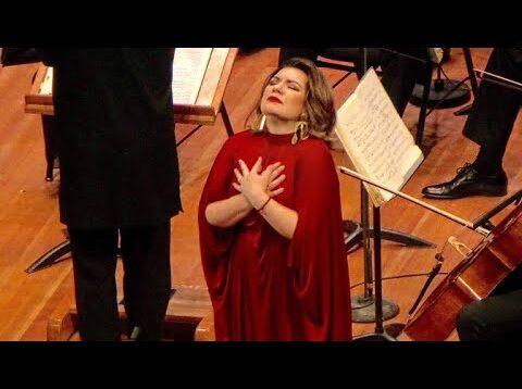 <span>FULL </span>Aida Moscow 2019 Gergiev Semenchuk Serjan Ayvazyan Burdenko Petrenko