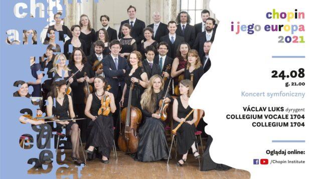 <span>FULL </span>Baroque Sacred Music Concert Warsaw 2021 Václav Luks Collegium 1704