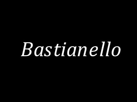 <span>FULL </span>Bastianello (Musto) Los Angeles 2015