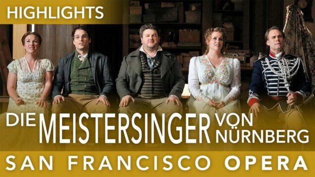 <span>FULL </span>Die Meistersinger von Nürnberg San Francisco 2015 Rutherford Jovanovich Willis-Sorensen