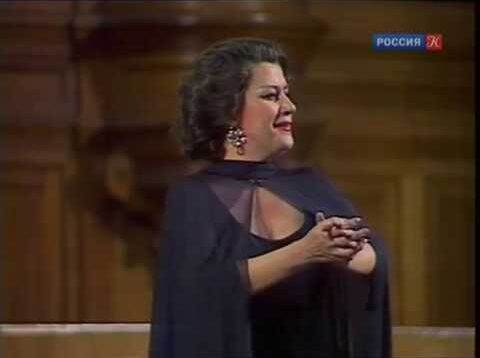 <span>FULL </span>Elena Obraztsova Recital Moscow 1978