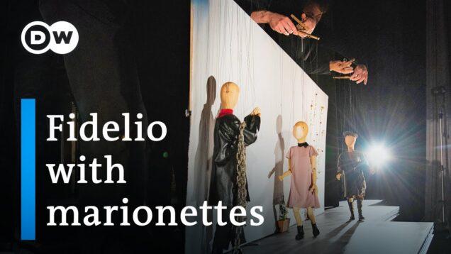 Fidelio Bonn 2019 Salzburger Marionettentheater