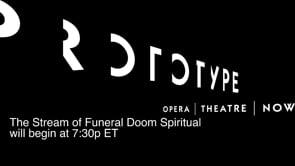 <span>FULL </span>Funeral Doom Spiritual (Lamar) New York 2021 Prototype Festival