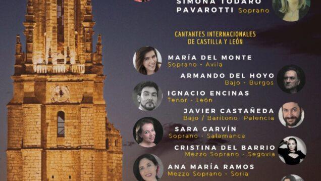 <span>FULL </span>Gala Lírica de Ópera y Zarzuela Villa de Ampudia 2021