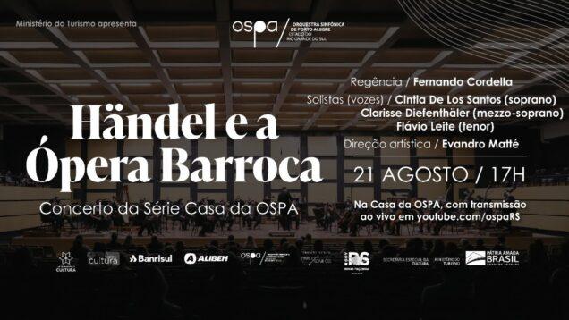 <span>FULL </span>Handel e a Ópera Barroca Porto Alegre 2021 de los Santos Diefenthäler Leite