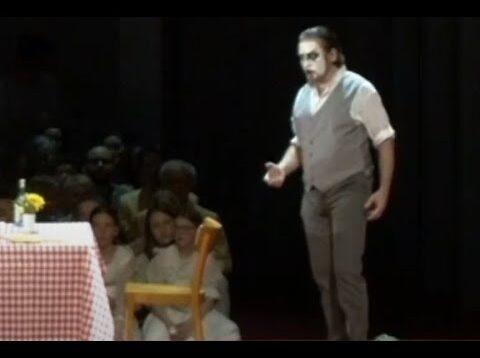 Marius Vlad sings Cavalleria Rusticana and Pagliacci Excerpts Kassel 2020