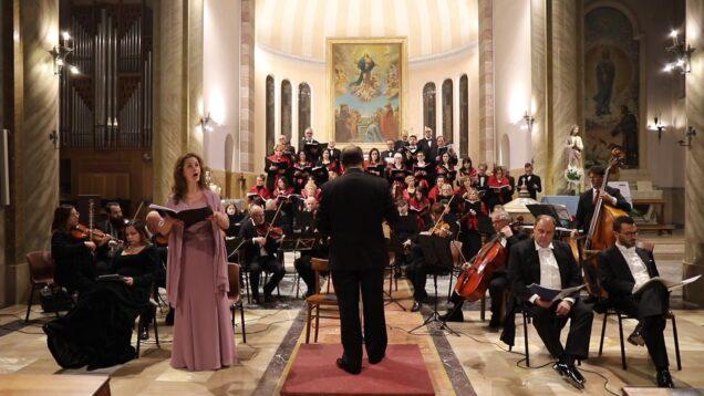 <span>FULL </span>Mass in c minor (Mozart) Silvi Marina 2018 Buccini Rodomonti Fazzini Baiocchi