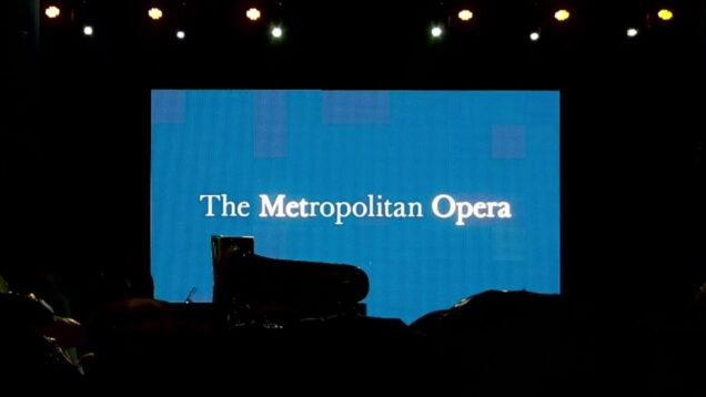 Met Opera Summer Recital New York 2021 Hawkins Appleby Liverman