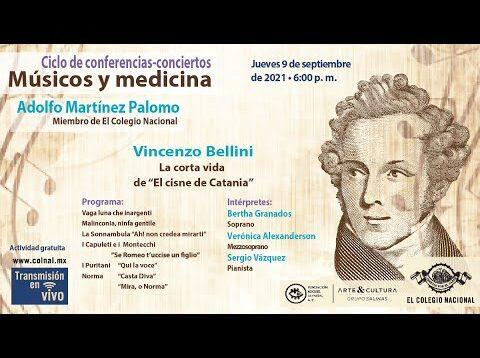 "<span>FULL </span>Bellini – La corta vida de ""El cisne de Catania"" Documentary Mexico 2021"