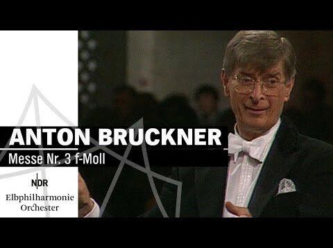 <span>FULL </span>Bruckner: Mass No. 3 Lübeck 1996 Blomstedt Blasi Kallisch Lippert Selig