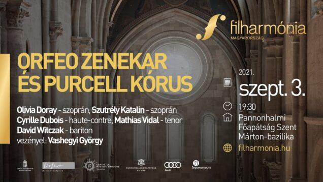 <span>FULL </span>Charles-Hubert GERVAIS Concert Pannonhalma 2021 Doray Szutrély Dubois Vidal