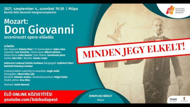 <span>FULL </span>Don Giovanni Budapest 2021