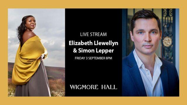<span>FULL </span>Elizabeth Llewellyn Recital London 2021