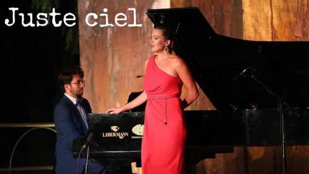 <span>FULL </span>Il canto degli ulivi con Julie Fuchs Cisternino 2021