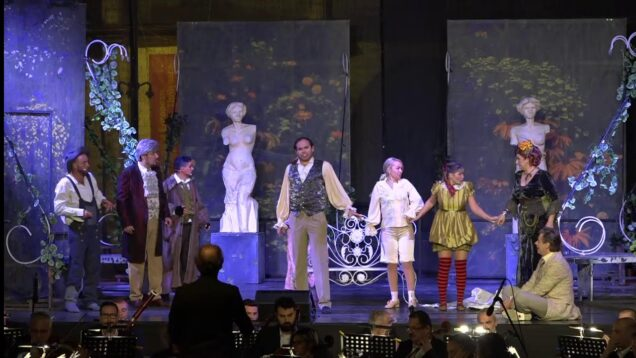 Le nozze di Figaro Selections Timisoara 2021 Holender Gonzalez Vlaicu Burcă