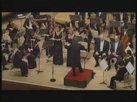 <span>FULL </span>Mass in B minor (Bach) Tokyo 2002 Ozawa Bonney Kirchschlager Ainsley Miles