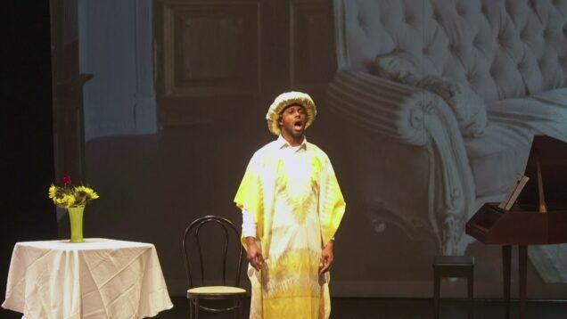 <span>FULL </span>Opera Scenes Spring South Bend IN 2021 Ernestine M. Raclin School of the Arts