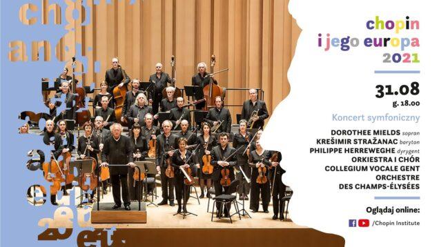 <span>FULL </span>Requiem (Fauré) Warsaw 2021 Herreweghe Mields Stražanac