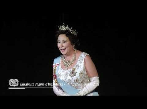 <span>FULL </span>Elisabetta regina d'Inghilterra Pesaro 2021 Deshayes Romanovsky Jicia Pluda